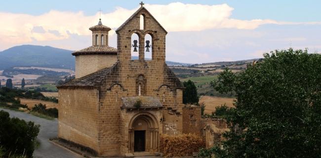 Actividad Visita románico Amenizada Cora