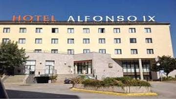 HOTEL CARRÍS ALFONSO IX ***