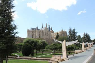Astorga Episcopal Palace or Gaudi Palace