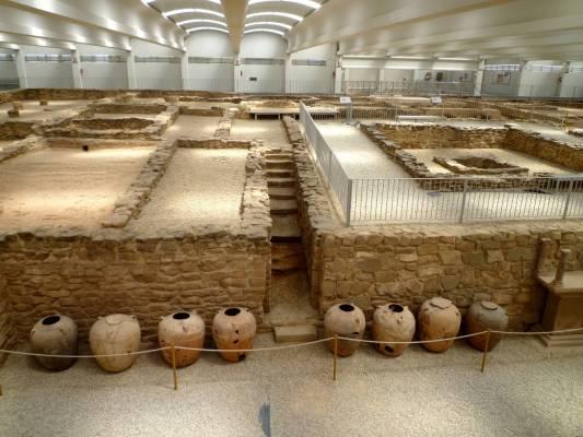 villa romana arellano