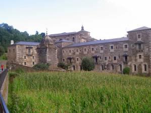 Monastery of Samos (Lugo)