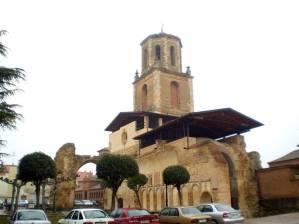Monastery de San Benito/ Abadía de Dominos Santos of Sahagun
