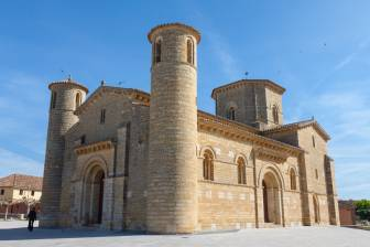Church of San Martín of Frómista (Palencia)