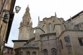 El Salvador Cathedral (Santo Domingo de la Calzada, La Rioja)