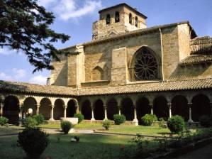 Iglesia de San Pedro de la Rúa de Estella