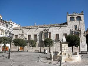 The Palace of the Constables of Castile