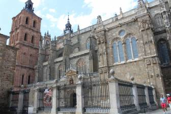 Astorga Cathedral (Santa María Cathedral)