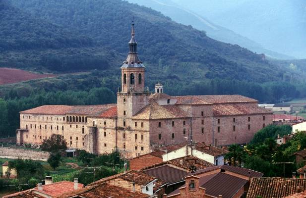 Monasterio de lSan Millán de la Cogolla