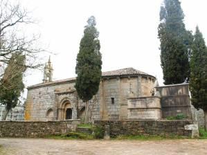 Santa María de Melide