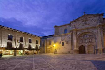 The Old Hospital for Pilgrims - Parador of Santo Domingo de la Calzada