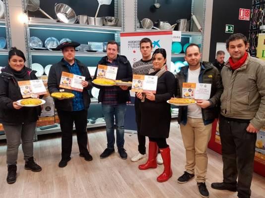 Ganadores Semana Tortilla